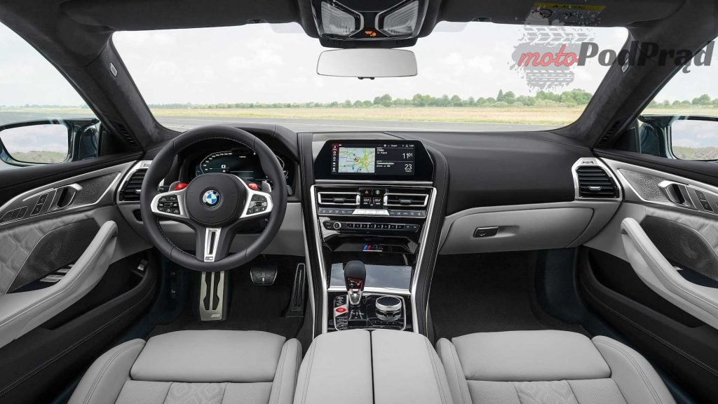 2020 bmw m8 gran coupe competition 20 1024x576 BMW M8 Gran Coupe oficjalnie