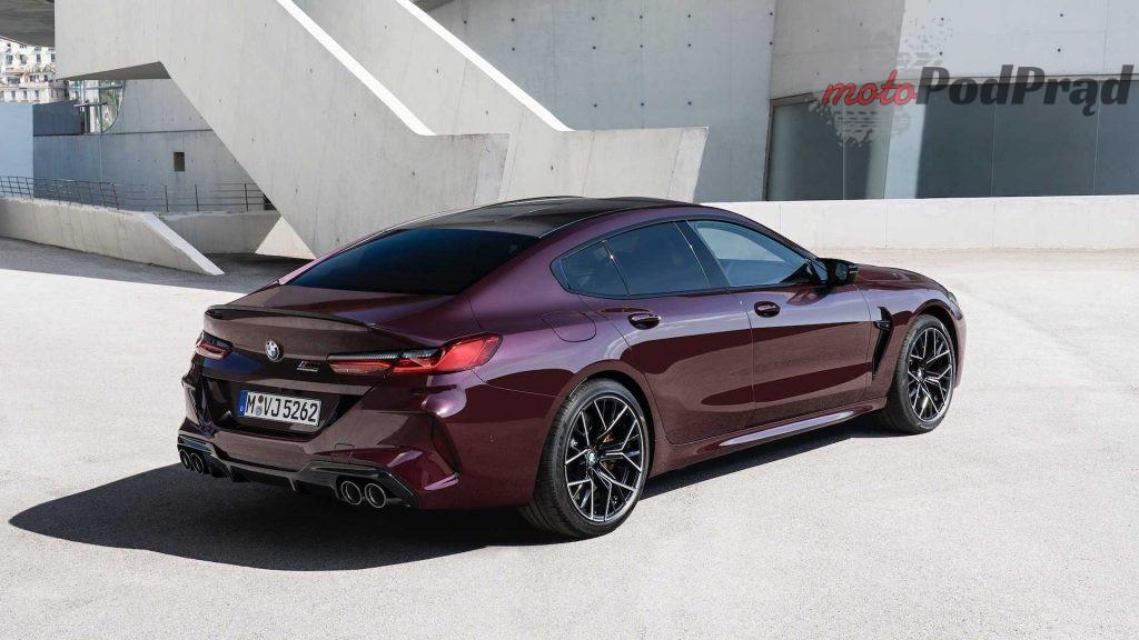 2020 bmw m8 gran coupe competition 8 1024x576 BMW M8 Gran Coupe oficjalnie