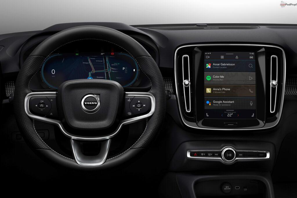 258977 fully electric volvo xc40 introduces brand new infotainment system 1024x683 Volvo i elektryczność   na pierwszy ogień XC40