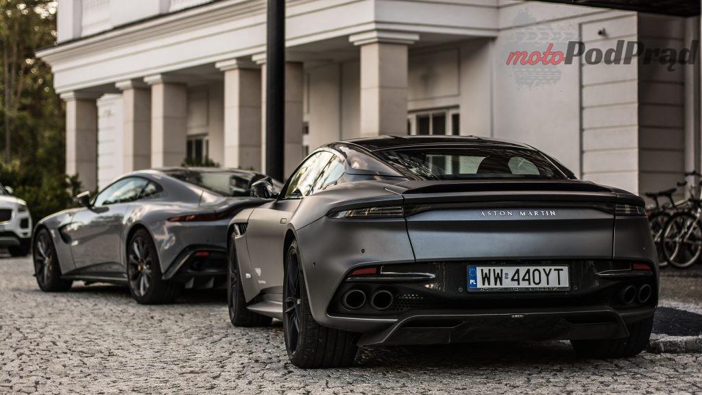 AM Tour 2019 18 1024x576 Parada aut marki Aston Martin przejechała przez Polskę