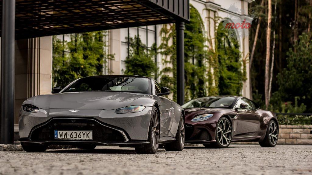 AM Tour 2019 21 1024x576 Parada aut marki Aston Martin przejechała przez Polskę