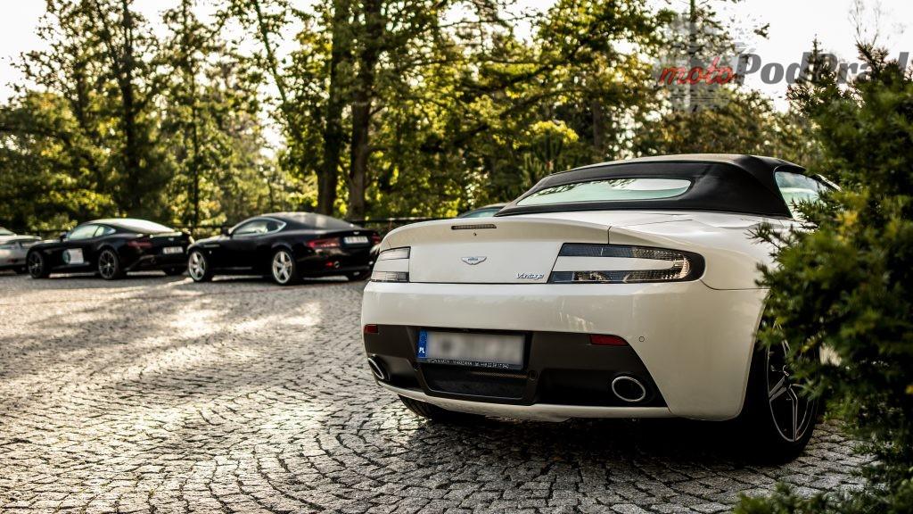 AM Tour 2019 29 1024x576 Parada aut marki Aston Martin przejechała przez Polskę
