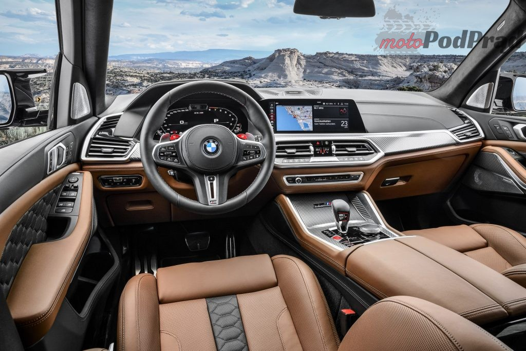 BMW 17 1024x683 Świeże na rynku   BMW X5M i X6M