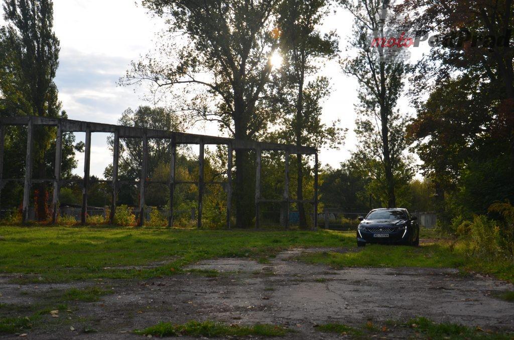 DSC 0756 1024x678 Test: Peugeot 508 1.5 BlueHDI Gt line   czy mały silnik ma sens?