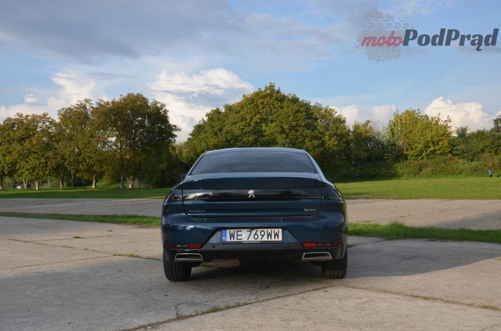 DSC 0766 1024x678 Test: Peugeot 508 1.5 BlueHDI Gt line   czy mały silnik ma sens?
