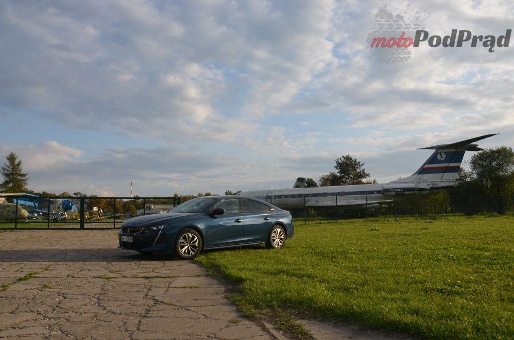 DSC 0767 1024x678 Test: Peugeot 508 1.5 BlueHDI Gt line   czy mały silnik ma sens?