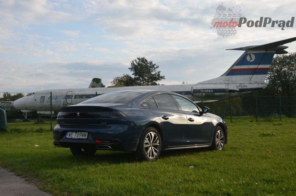 DSC 0771 1024x678 Test: Peugeot 508 1.5 BlueHDI Gt line   czy mały silnik ma sens?