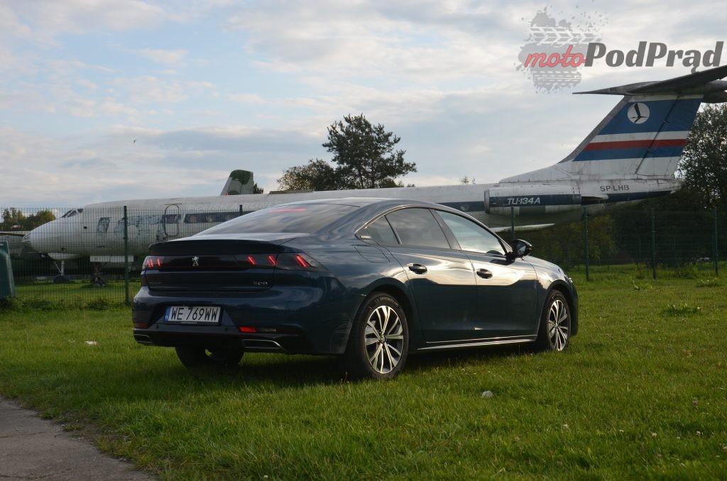 DSC 0773 1024x678 Test: Peugeot 508 1.5 BlueHDI Gt line   czy mały silnik ma sens?