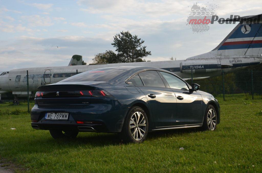 DSC 0774 1024x678 Test: Peugeot 508 1.5 BlueHDI Gt line   czy mały silnik ma sens?