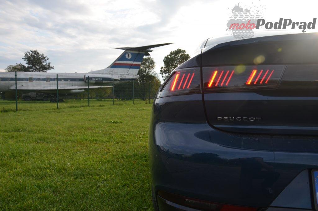 DSC 0776 1024x678 Test: Peugeot 508 1.5 BlueHDI Gt line   czy mały silnik ma sens?