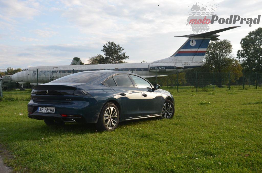 DSC 0779 1024x678 Test: Peugeot 508 1.5 BlueHDI Gt line   czy mały silnik ma sens?