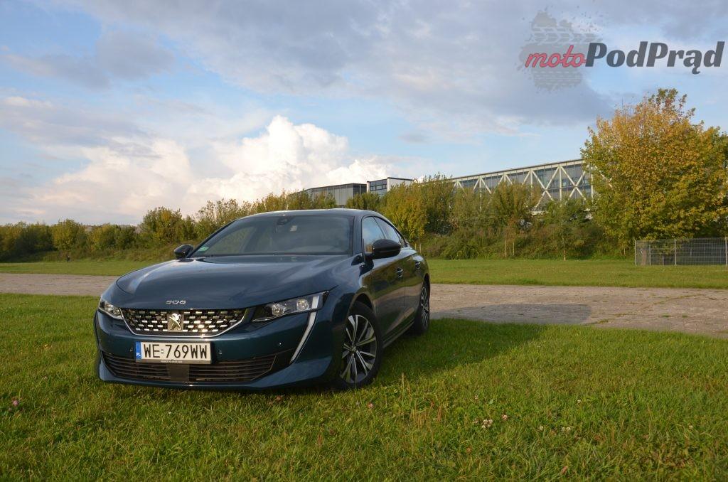 DSC 0782 1024x678 Test: Peugeot 508 1.5 BlueHDI Gt line   czy mały silnik ma sens?