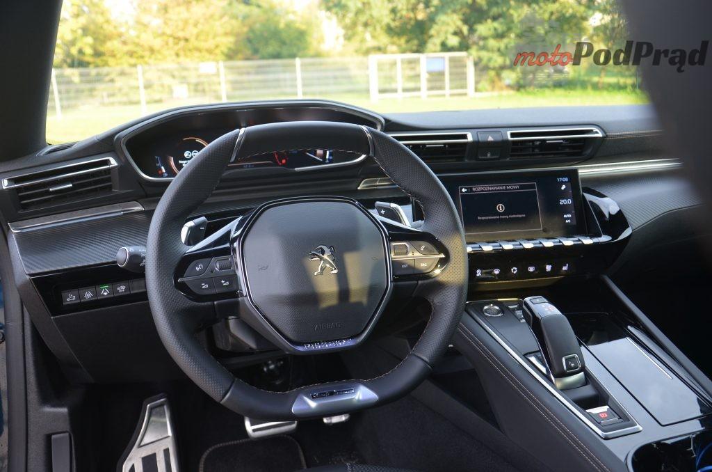 DSC 0793 1024x678 Test: Peugeot 508 1.5 BlueHDI Gt line   czy mały silnik ma sens?