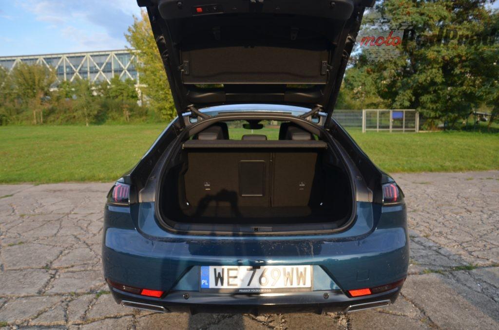 DSC 0799 1024x678 Test: Peugeot 508 1.5 BlueHDI Gt line   czy mały silnik ma sens?