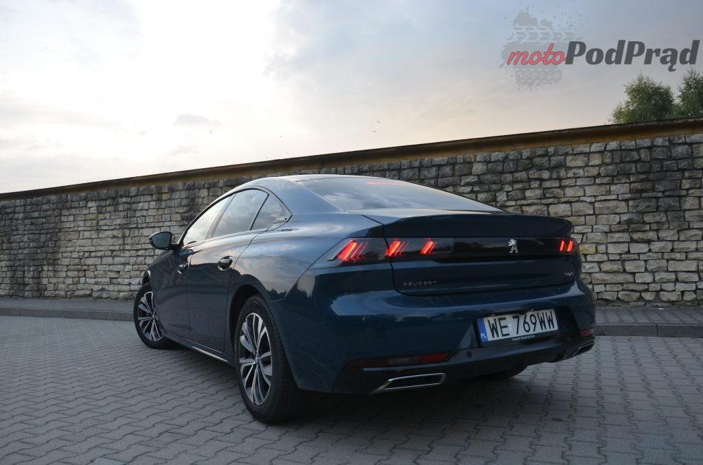 DSC 0821 1024x678 Test: Peugeot 508 1.5 BlueHDI Gt line   czy mały silnik ma sens?