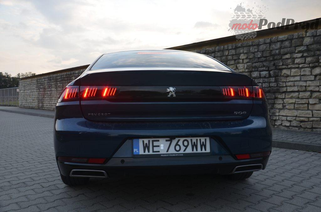 DSC 0822 1024x678 Test: Peugeot 508 1.5 BlueHDI Gt line   czy mały silnik ma sens?