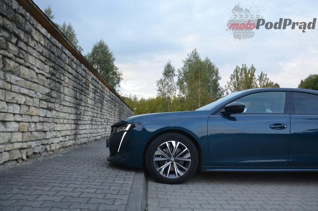 DSC 0832 1024x678 Test: Peugeot 508 1.5 BlueHDI Gt line   czy mały silnik ma sens?