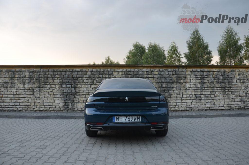 DSC 0841 1024x678 Test: Peugeot 508 1.5 BlueHDI Gt line   czy mały silnik ma sens?