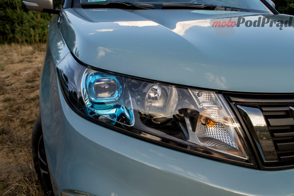 DSC 3005 1024x683 Test: Suzuki Vitara 1.4 BoosterJet   miejski offroader