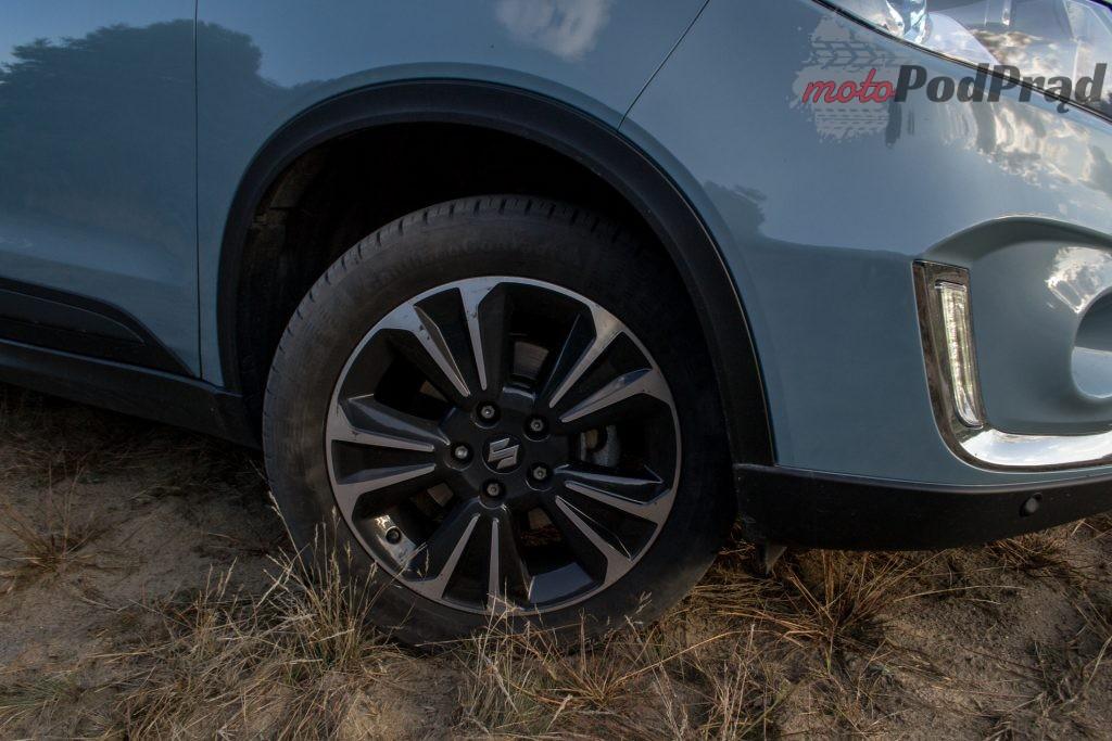 DSC 3007 1024x683 Test: Suzuki Vitara 1.4 BoosterJet   miejski offroader
