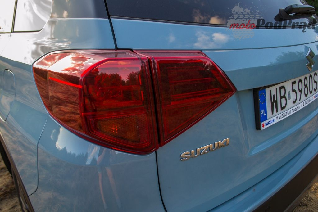 DSC 3009 1024x683 Test: Suzuki Vitara 1.4 BoosterJet   miejski offroader