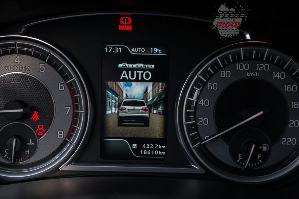 DSC 3034 1024x683 Test: Suzuki Vitara 1.4 BoosterJet   miejski offroader