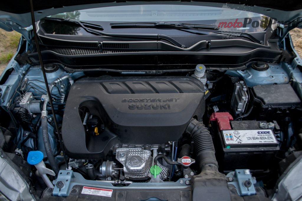 DSC 3042 1024x683 Test: Suzuki Vitara 1.4 BoosterJet   miejski offroader
