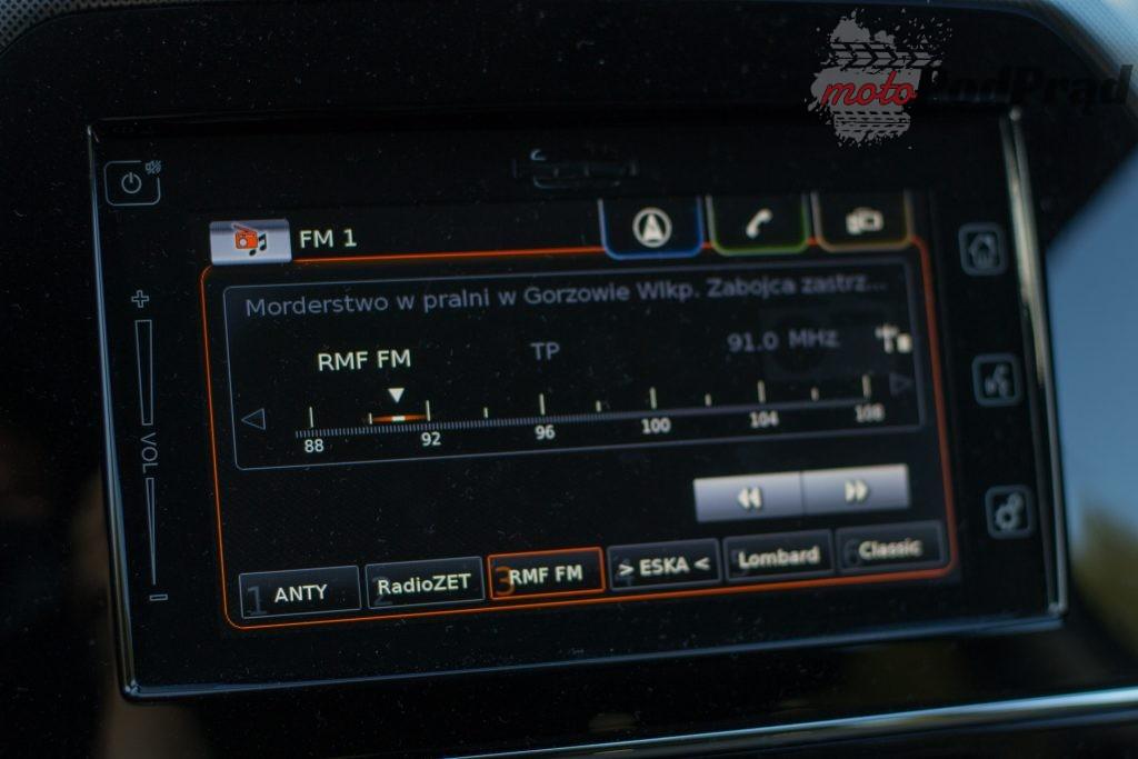 DSC 3054 1024x683 Test: Suzuki Vitara 1.4 BoosterJet   miejski offroader