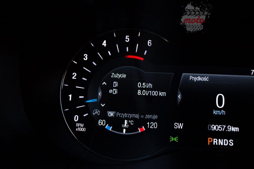 DSC 3277 1024x683 Test: Ford Edge Vignale   kanapa na kołach