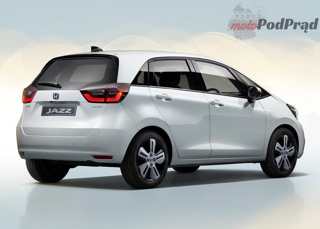 Honda Jazz 2020 1024 0a Jazz w pięciu smakach   nowa Honda debiutuje w Tokio