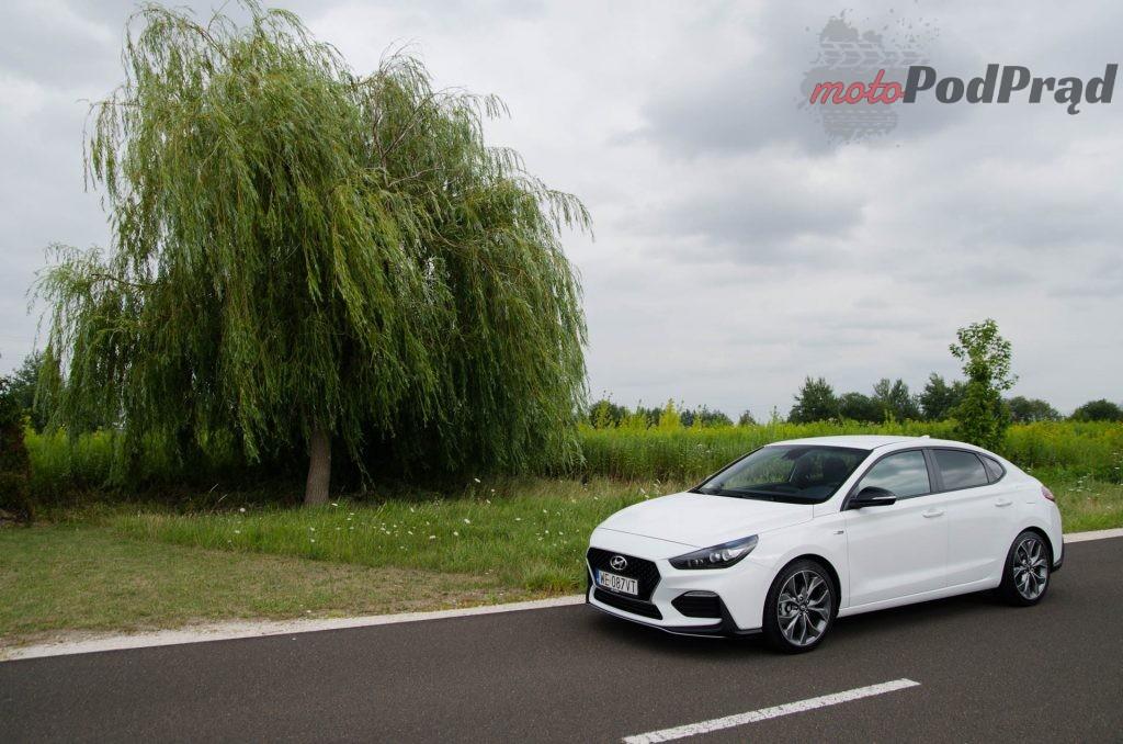 Hyundai i30 nline 1 1024x678 Test: Hyundai i30 Fastback N Line, czyli i30 z charakterem
