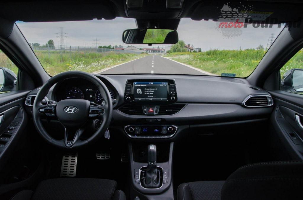 Hyundai i30 nline 11 1024x678 Test: Hyundai i30 Fastback N Line, czyli i30 z charakterem