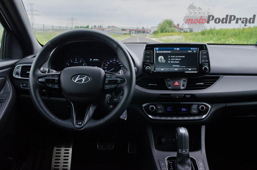 Hyundai i30 nline 12 1024x678 Test: Hyundai i30 Fastback N Line, czyli i30 z charakterem