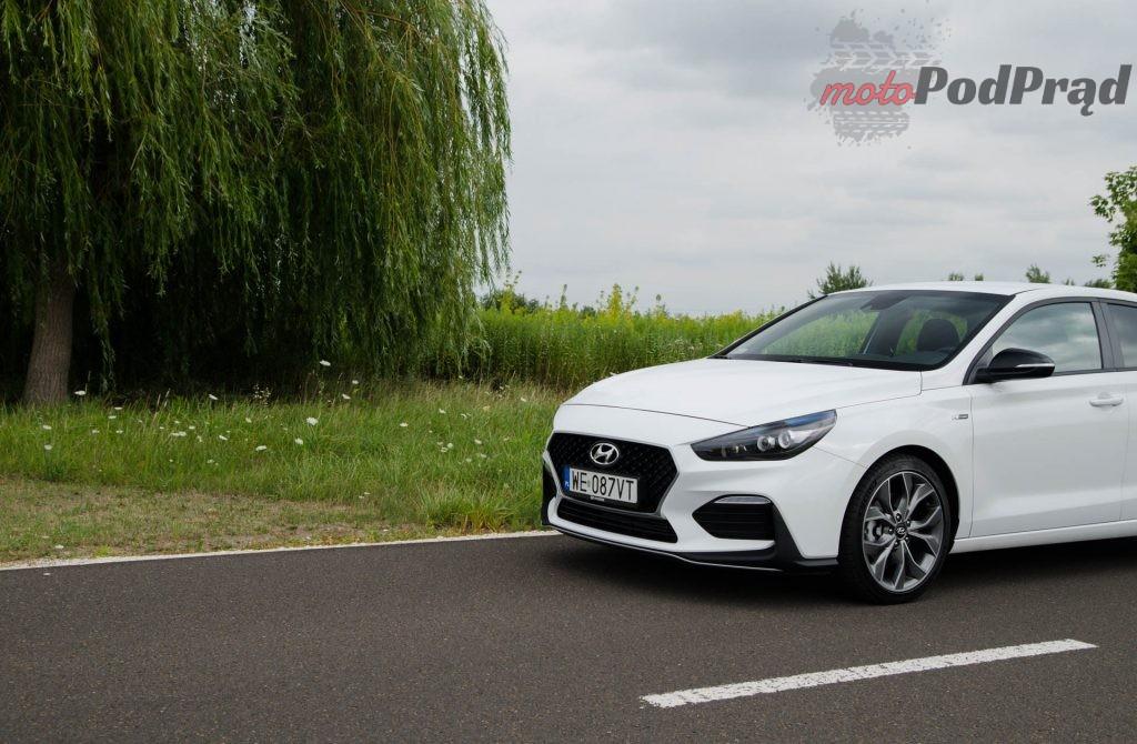 Hyundai i30 nline 2 1024x670 Test: Hyundai i30 Fastback N Line, czyli i30 z charakterem
