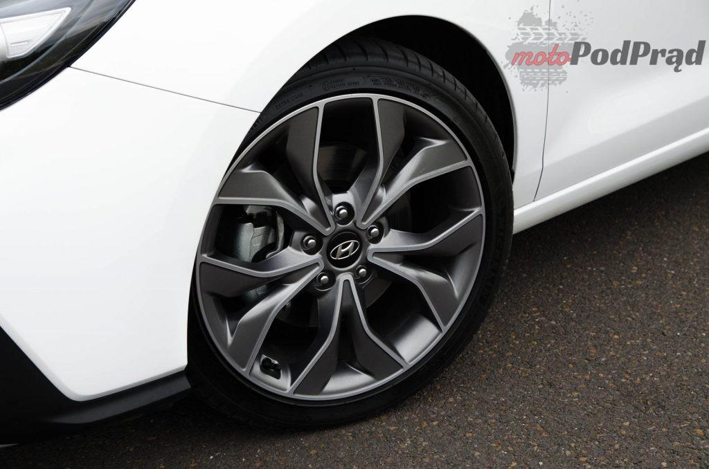 Hyundai i30 nline 4 1024x678 Test: Hyundai i30 Fastback N Line, czyli i30 z charakterem