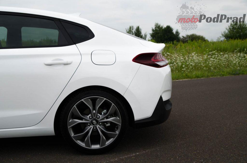 Hyundai i30 nline 5 1024x678 Test: Hyundai i30 Fastback N Line, czyli i30 z charakterem