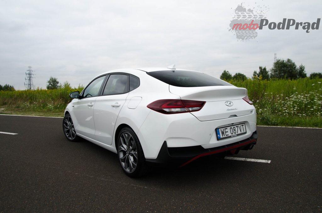 Hyundai i30 nline 6 1024x678 Test: Hyundai i30 Fastback N Line, czyli i30 z charakterem