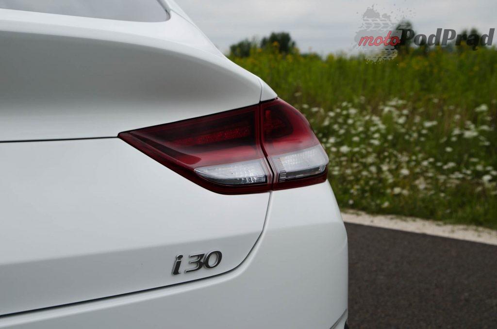 Hyundai i30 nline 7 1024x678 Test: Hyundai i30 Fastback N Line, czyli i30 z charakterem