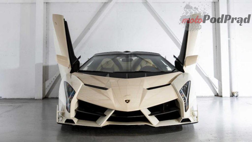 Lamborghini Veneno 1 1024x577 5 letnie Lamborghini sprzedano za ponad 8 mln dolarów