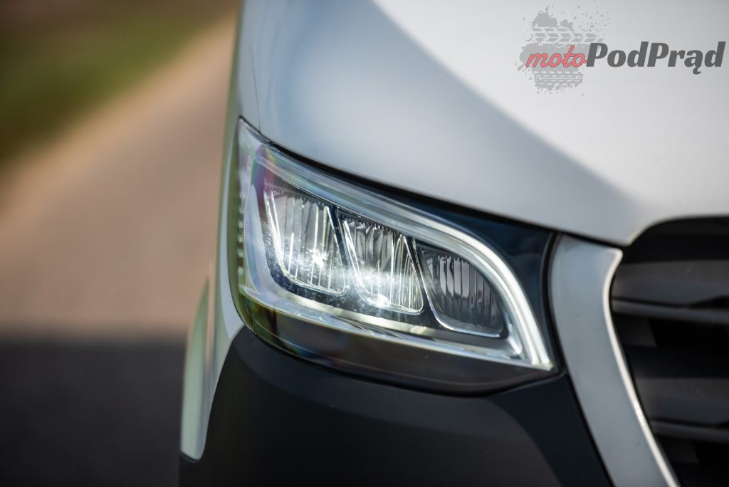 Mercedes Sprinter zabudowa kurierska 3 1024x684