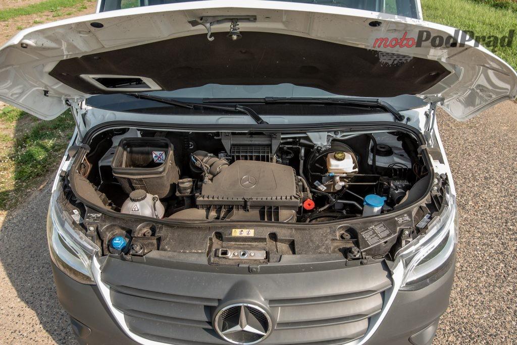 Mercedes Sprinter zabudowa kurierska 31 1024x684