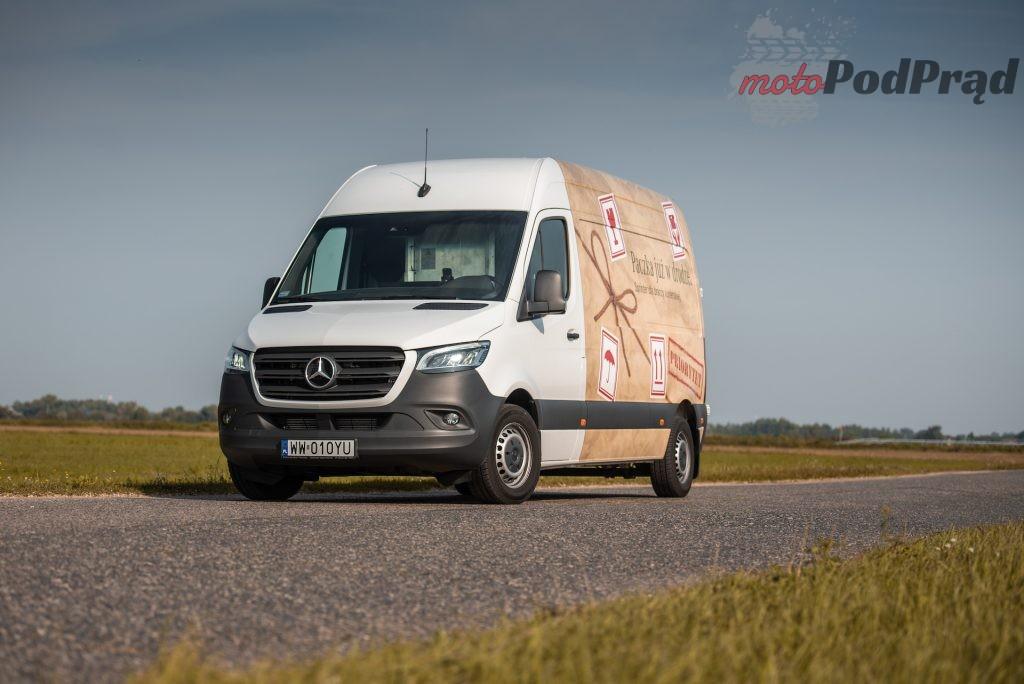 Mercedes Sprinter zabudowa kurierska 4 1024x684