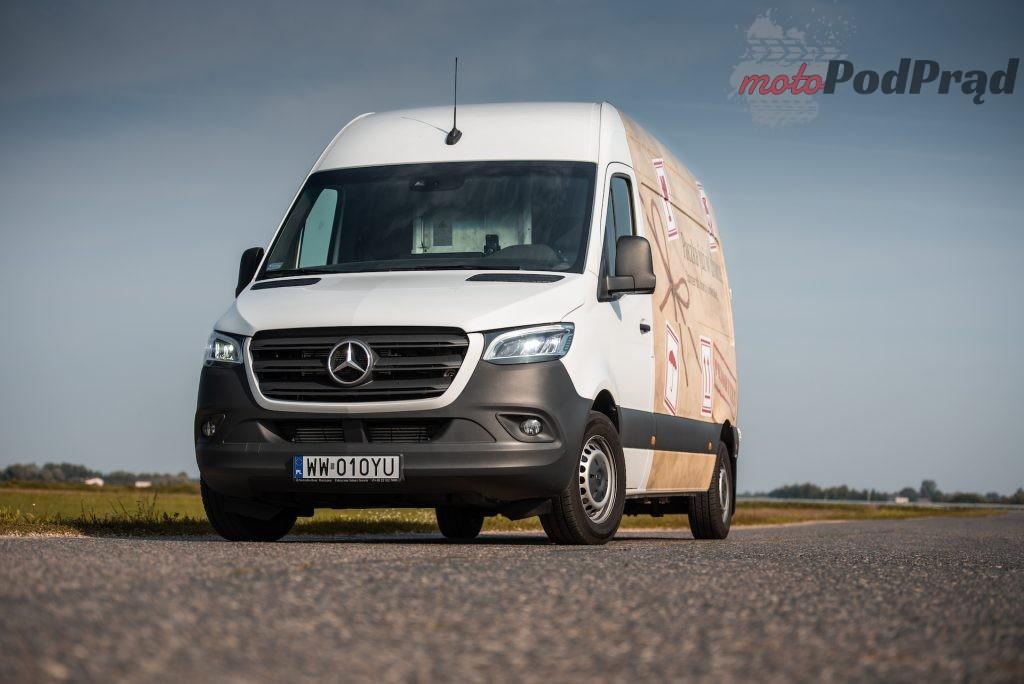 Mercedes Sprinter zabudowa kurierska 5 1024x684