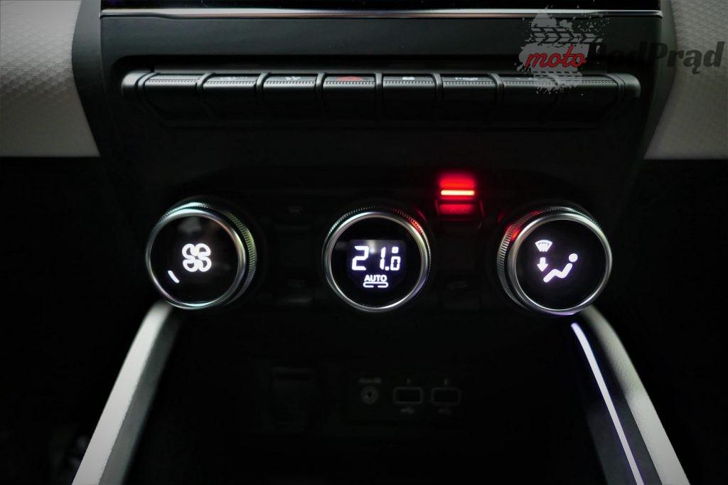 Renault Clio 12 1024x682 Test: Renault Clio 1.0 100 KM   mieszczuch na piątkę