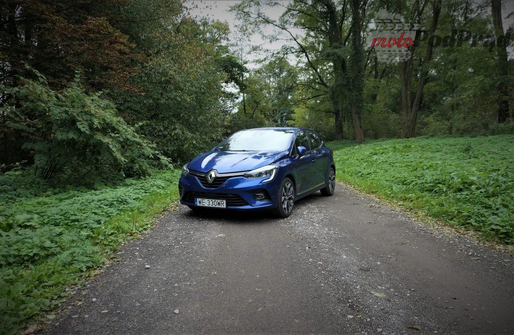 Renault Clio 15 1024x668 Test: Renault Clio 1.0 100 KM   mieszczuch na piątkę