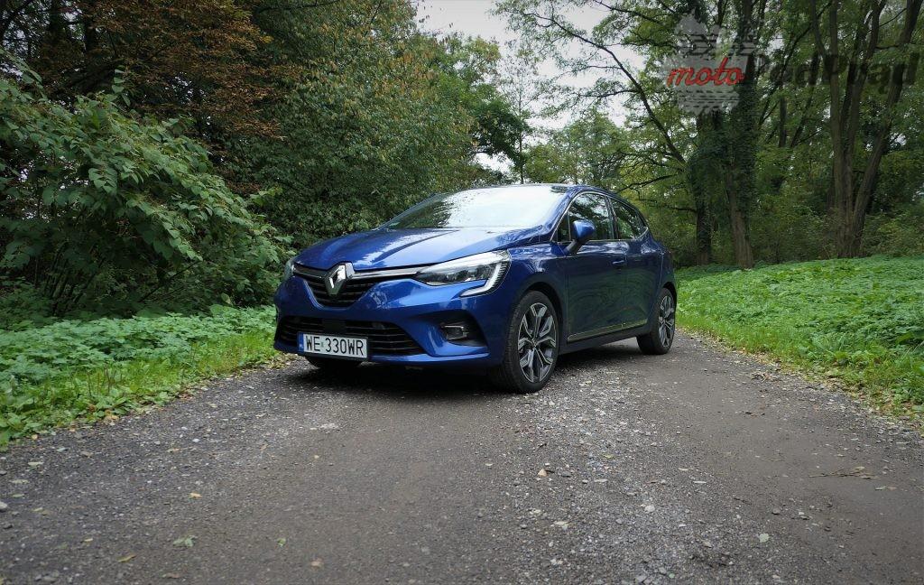 Renault Clio 16 1024x648 Test: Renault Clio 1.0 100 KM   mieszczuch na piątkę