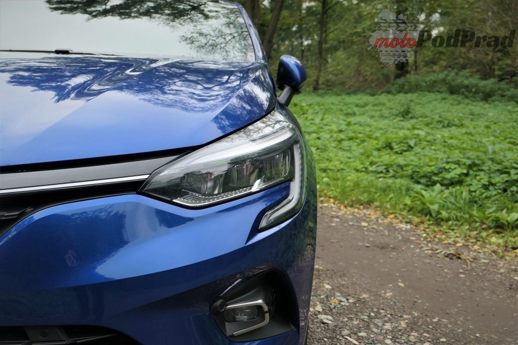 Renault Clio 17 1024x683 Test: Renault Clio 1.0 100 KM   mieszczuch na piątkę