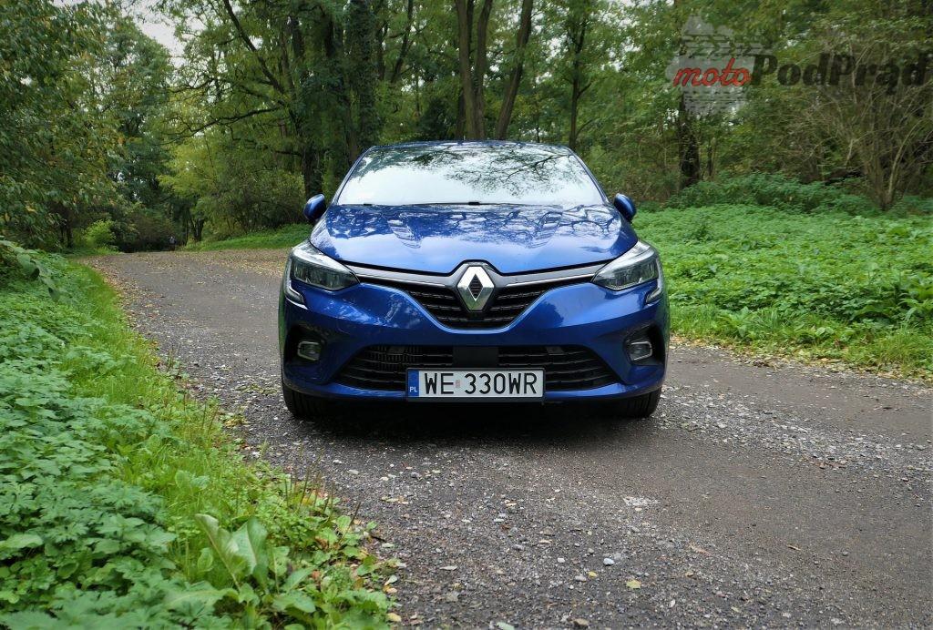 Renault Clio 19 1024x692 Test: Renault Clio 1.0 100 KM   mieszczuch na piątkę
