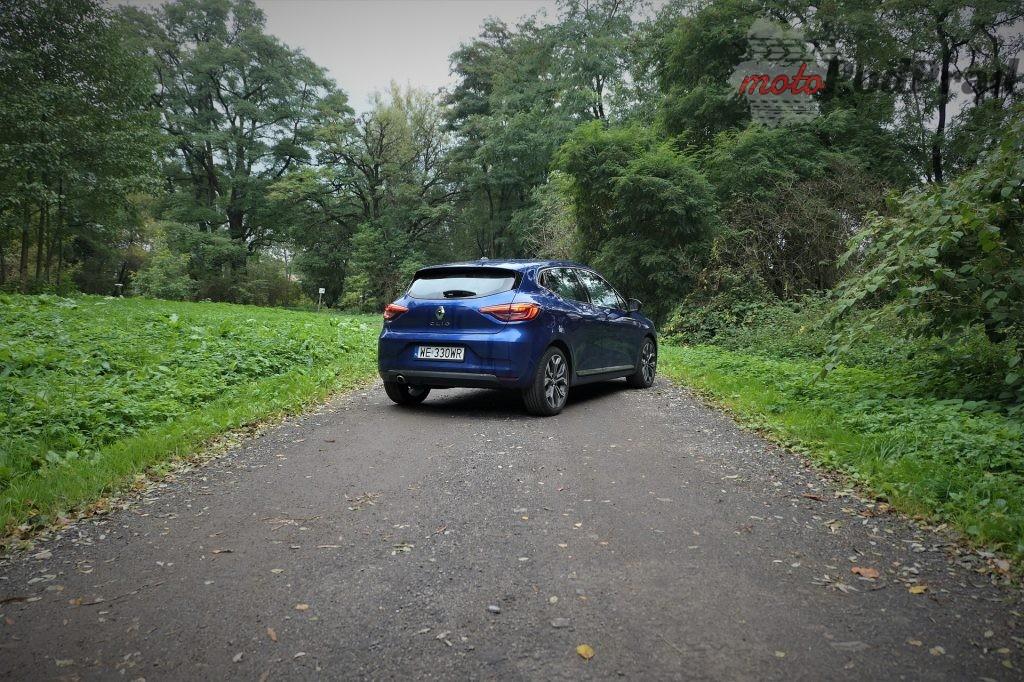 Renault Clio 22 1024x682 Test: Renault Clio 1.0 100 KM   mieszczuch na piątkę