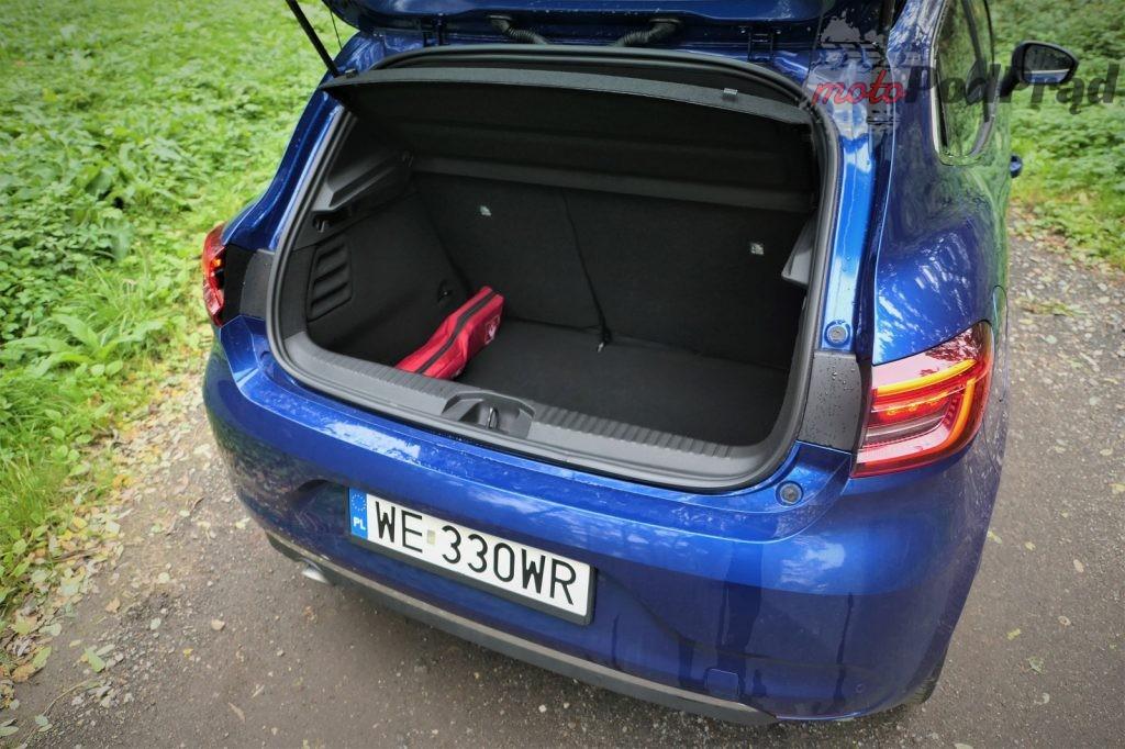 Renault Clio 24 1024x682 Test: Renault Clio 1.0 100 KM   mieszczuch na piątkę